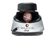 Sheaffer Brown, hnědý lahvičkový inkoust