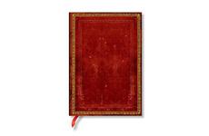 Paperblanks zápisník Venetian Red Midi