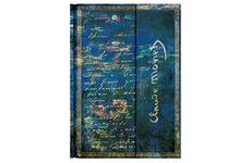 Paperblanks zápisník Monet Water Lillies