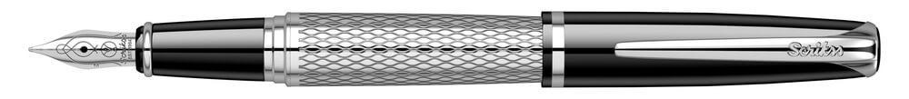 Scrikss 477 Black Chrome CT, plnicí pero