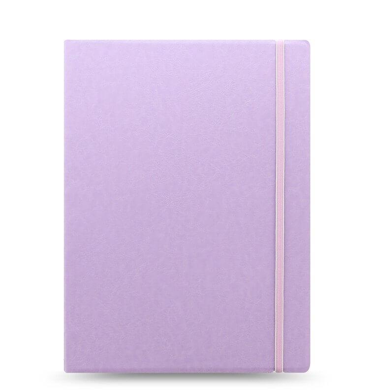 Filofax Pastel Orchid A4 zápisník