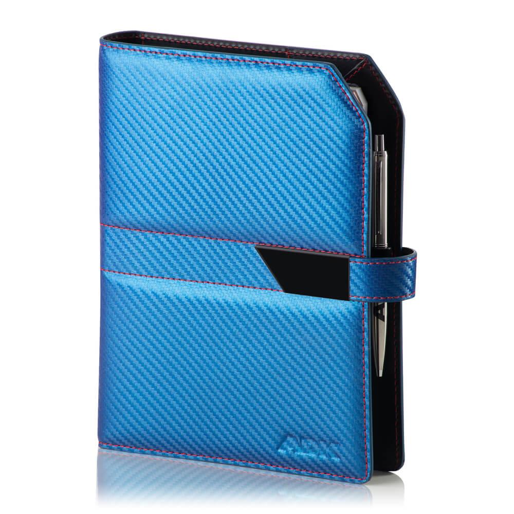 ADK Carbon Slim A5 modrý