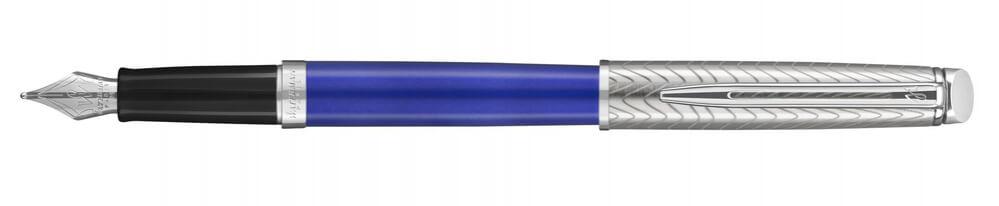Waterman Hémisphere DeLuxe Blue Wave CT, plnicí pero