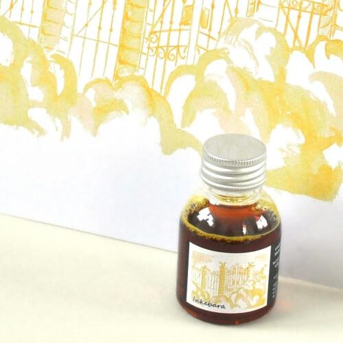 Inkebara LE Sluneční zámecká lahvičkový inkoust