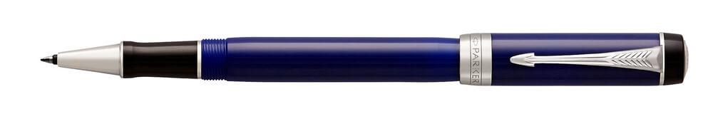 Parker Royal Duofold Blue & Black CT, keramické pero