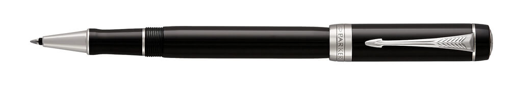 Parker Royal Duofold Black CT, keramické pero
