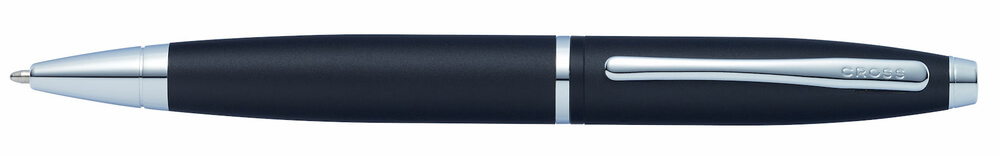 Cross Calais Matte Black, kuličkové pero
