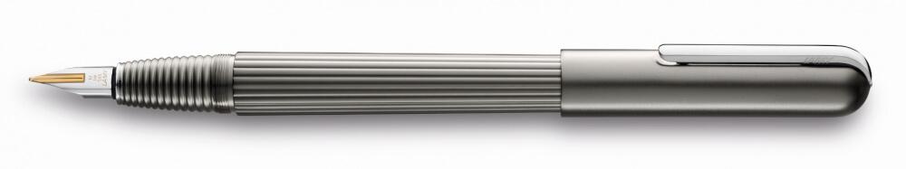 Lamy Imporium Titanium, plnicí pero