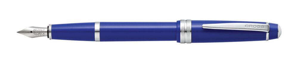 Cross Bailey Light Polished Blue, plnicí pero