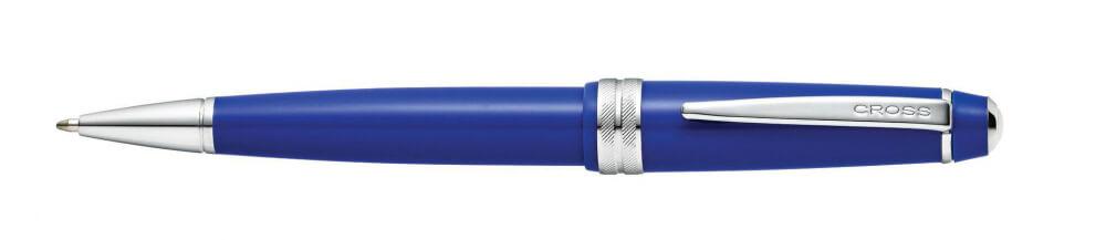 Cross Bailey Light Polished Blue, kuličkové pero