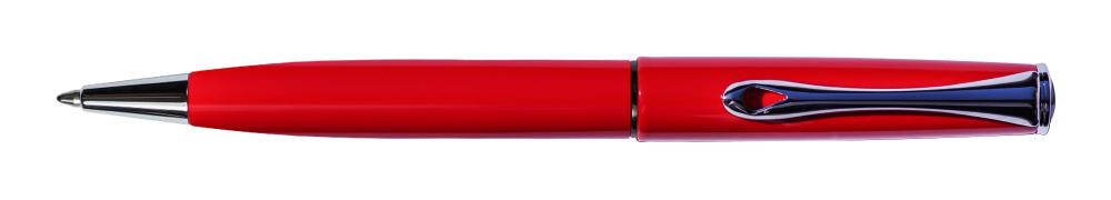 Diplomat Esteem Red Lacquer, kuličkové pero