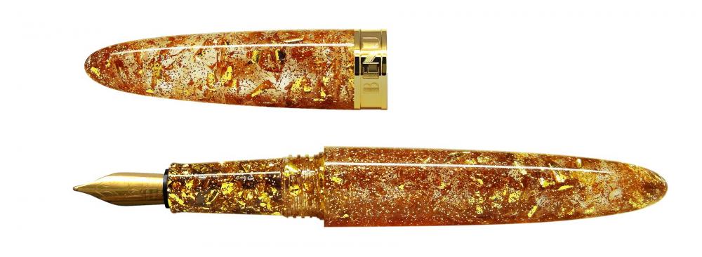 Benu Minima Blazing Gold, plnicí pero