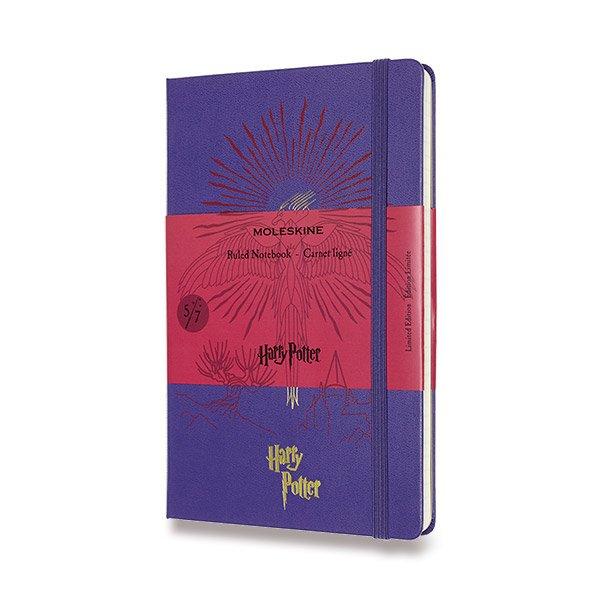 Moleskine Harry Potter Book 5 A5 fialový zápisník