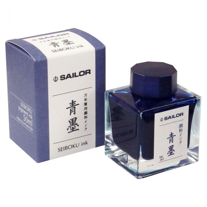 Sailor Sei-Boku, modročerný inkoust