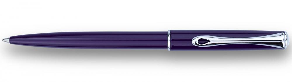 Diplomat Traveller Deep Purple, kuličkové pero