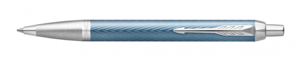 Parker Royal I.M. Premium Blue Grey CT, kuličkové pero