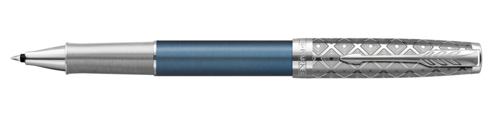 Parker Royal Sonnet Metal Blue CT, keramické pero