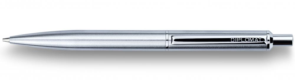 Diplomat Equipment Metal Grey, mechanická tužka