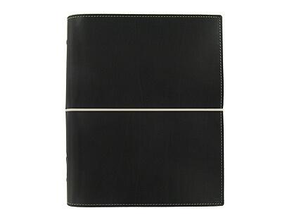 Diář Filofax Domino A5 černý