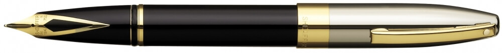 Sheaffer Legacy Black & Palladium GT, plnicí pero