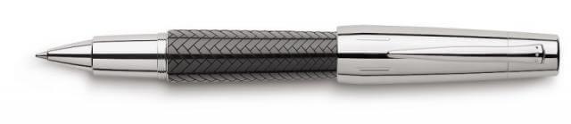 Faber Castell E-Motion Parquet Black, keramické pero