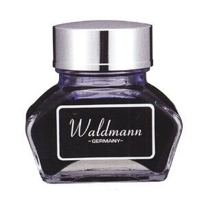 Waldmann Black, černý lahvičkový inkoust