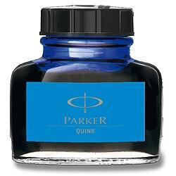 Parker Washable Blue, modrý lahvičkový inkoust