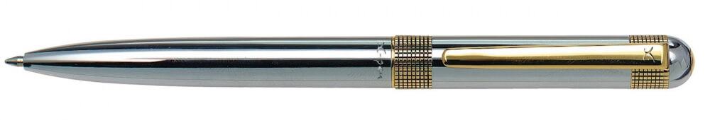 X-Pen Matrix Shiny Chrome GT, kuličkové pero