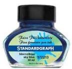 Standardgraph Sky Blue inkoust blankytně modrý