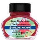 Standardgraph Poppy Red inkoust v barvě vlčího máku