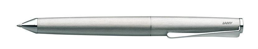Lamy Studio Brushed Steel, kuličkové pero
