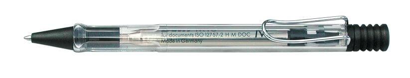 Lamy Vista Transparent, kuličkové pero