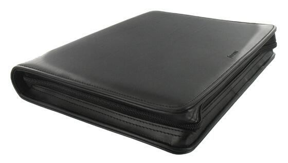 Diář Filofax Metropol Zip A5 černý