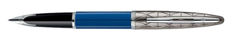 Waterman Carene Deluxe Contemporary Blue Obsession, plnicí pero