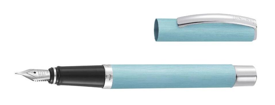 Online Vision Style Turquoise, plnicí pero