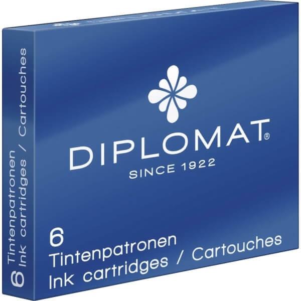 Inkoustové bombičky Diplomat