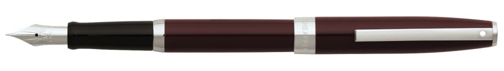 Sheaffer Sagaris Gloss Wine CT, plnicí pero