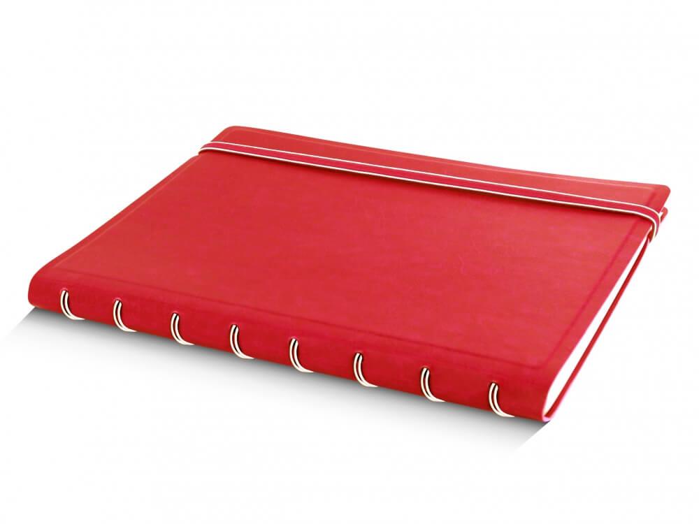 Filofax Classic Red A5 zápisník