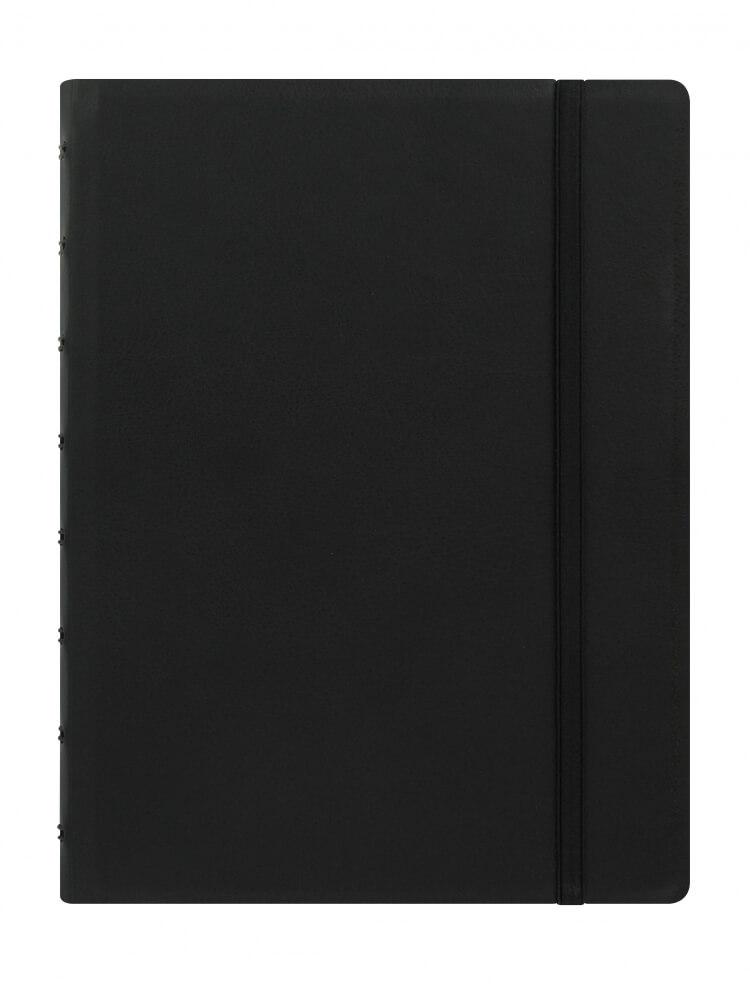 Filofax Classic Black A5 zápisník