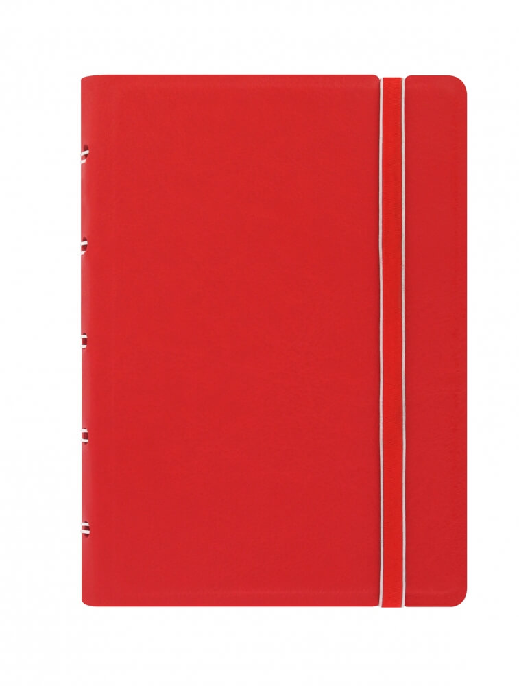 Filofax Classic Red A6 zápisník