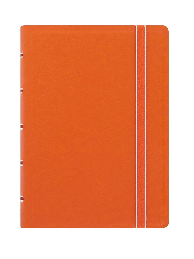 Filofax Classic Orange A6 zápisník