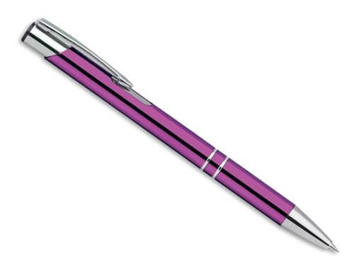 Oleg Purple, kuličkové pero