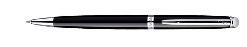 Waterman Hémisphere Black Lacquer CT, kuličkové pero