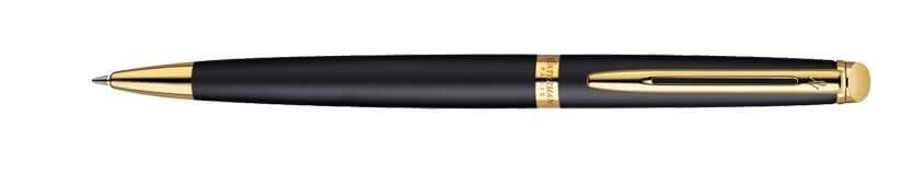 Waterman Hémisphere Essential Matt Black GT, kuličkové pero