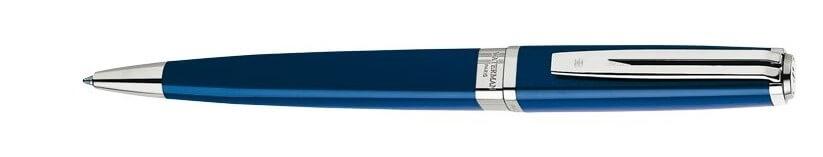 Waterman Exception Slim Blue Lacquer ST, kuličkové pero