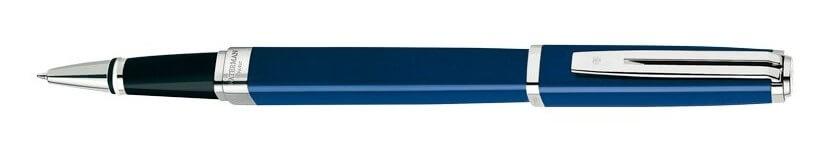 Waterman Exception Slim Blue Lacquer ST, keramické pero