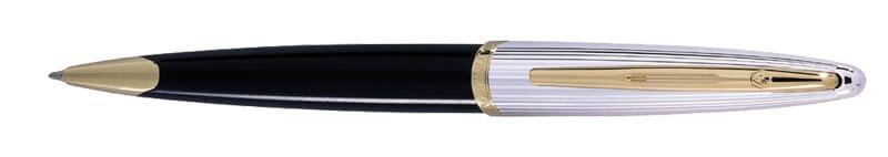 Waterman Carene Deluxe Black, kuličkové pero