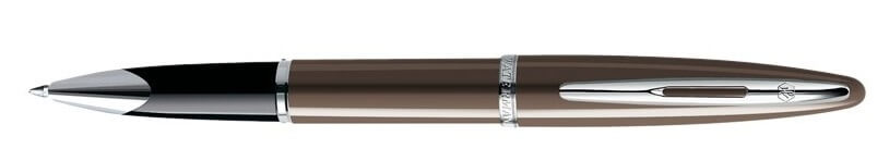 Waterman Carene Frosty Brown ST, keramické pero
