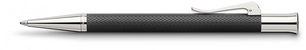 GvFC Guilloche Black, kuličkové pero