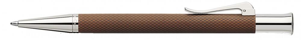 GvFC Guilloche Cognac, kuličkové pero